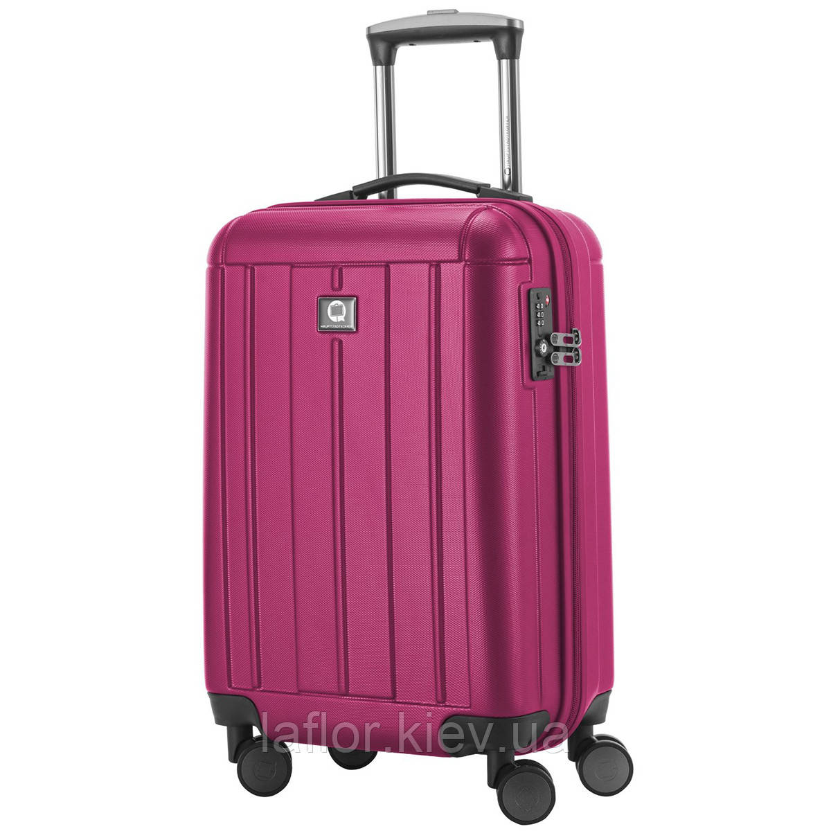 Чемодан на колесиках ТМ Hauptstadtkoffer Kotti Mini розовый матовый