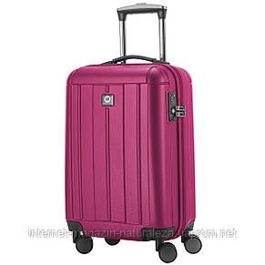 Чемодан на колесиках ТМ Hauptstadtkoffer Kotti Mini розовый матовый, фото 2