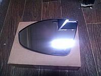 Стекло левого зеркала с подогревом Chevrolet Сruze (оригинал, GM)