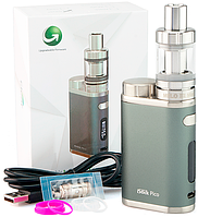 Eleaf iStick Pico - Электронная сигарета 75W TC с Melo 3 (полный набор) Grey