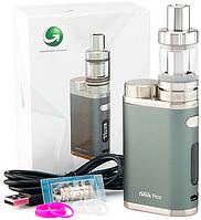 Eleaf iStick Pico - Электронная сигарета 75W TC с Melo 3 (полный набор) Grey QualitiReplica