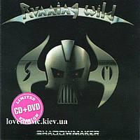 Музичний сд диск RUNNING WILD Shadowmaker (2012) (audio cd)