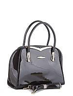 Женская сумка лаковая 8261 Женские сумки опт розница Little Pigeon Одесса 7 км