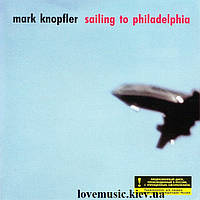 Музыкальный сд диск MARK KNOPFLER Sailing to Philadelphia (2000) (audio cd)