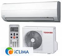 Кондиционер Toshiba RAS-24SKHP-ES2/RAS-24S2AH-ES2 (R-410)