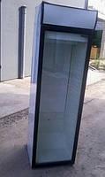 Холодильный шкаф со стеклянной дверью Inter 501 бу