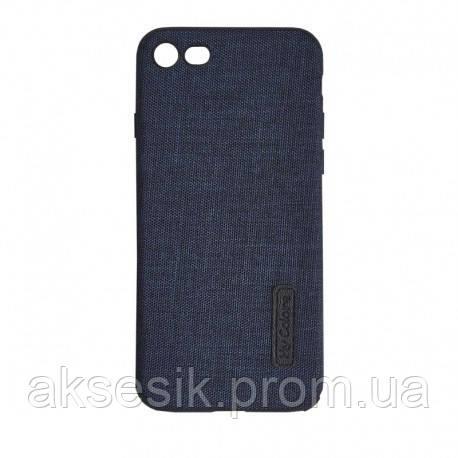 Силииконовый чехол My colors (TPU) Jeans iPhone 7 Plus