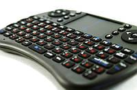 Беспроводная мини клавиатура с тачпадом, фото 1