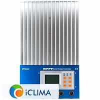 Электрическая солнечная панель MPPT контроллер заряда Atmosfera EPSolar eTracer ET6415N