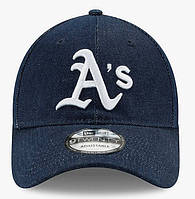 Джинсовая бейсболка - Oakland Athletics