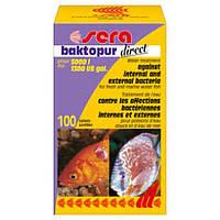 Sera Baktopur direct ( бактопур директ ), тяжелые бактериальные инфекции рыб, 1 таблетка