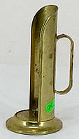 Подсвечник латунный с ручкой (7894.1)