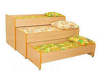 Кровати для дошкольных заведений и детских садов