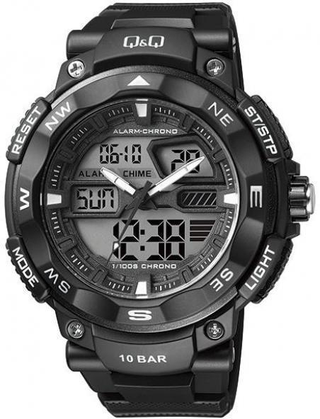 Наручные мужские часы Q&Q GW85J001Y оригинал