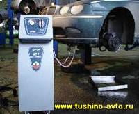 Диагностика ремонт Промывка замена масла в АКПП, системе гур в Тушино-Авто www.tushino-avto.ru