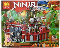 Конструктор Lele Ниндзя Ninja 1193 деталей 31011