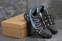 Кроссовки Salomon  Speedcross 3, тёмно синие