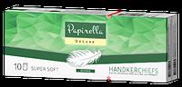 Носовые платки Papirella 3х слойные (без аромата)