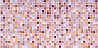 Листовые панели ПВХ Мозаика Песок Савоярский