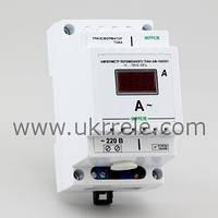 Амперметр цифровой переменного тока, встроенный трансформатор тока, цифровой амперметр (0...99,9А) АМ-100/D01