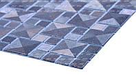 Листовые панели ПВХ Мозаика  Сахара серебро