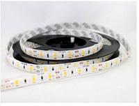Светодиодная лента 12v 5630 60led/m IP65 white,high lumen