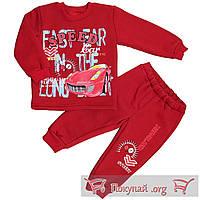 Утеплённые костюмы с флисом для мальчика Размер: 3-4-5 лет (5608-1)