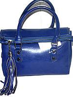 Женские маленькие сумочки 21*17 синий, фото 1