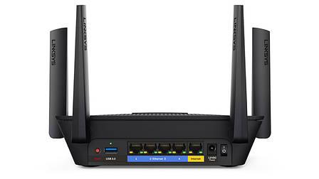 Роутер LINKSYS EA8300/ MAX-STREAM AC2200 TRI-BAND WI-FI ROUTER  роутер, фото 2