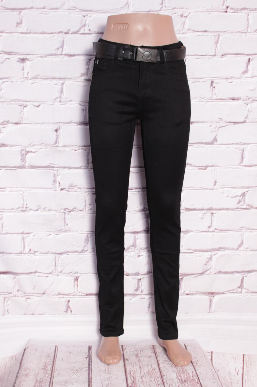 Черные джинсы женские американка ОК (код 5006)