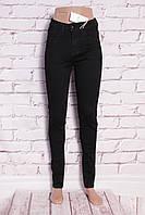 Женские джинсы Miss Vivi больших размеров с высокой посадкой  ( код 9617)