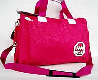Женская сумка для спорта. Спортивная сумка. Стильная женская сумка.