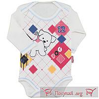 Боди для малышей Размеры: 62-68-74-80 см (5628-2)
