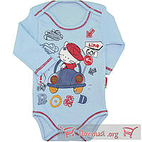 Детские боди Размеры: 62-68-74-80 см (5629-2)