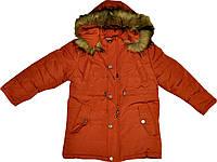 Куртка-парка Кузьма детская зимняя для мальчика