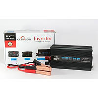 Преобразователь напряжения 1000W (инвертор 12В/220В 1000 ватт)