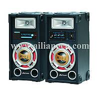 """Акустическая система USBFM-601, акустика 6.5""""/USB/SD/FM/USB, музыкальные колонки?"""