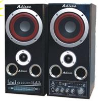 Акустическая система AILIANG USBFM-69DC, акустические музыкальные колонки USB/SD/FM/DC12V