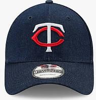 Джинсовая бейсболка - Minnesota Twins