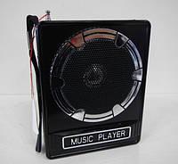 Радиоприемник колонка NNS NS-017U, цифровой радиоприемник, радиоприемники с флешкой nns, приемник fm радио