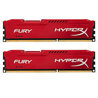 Оперативная память 8GB [2x4GB] DDR3 1866MHz Kingston HyperX FURY HX318C10FRK2/8