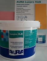 Краска для кухонь и ванных комнат LuxproK&BAuraEskaro (2,5л)