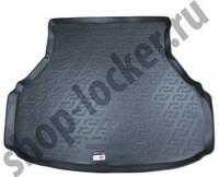 Коврик багажника (корыто)-полиуретановый, черный Datsun on-do (датсун он до 2014+)