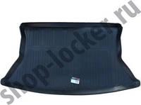 Коврик багажника (корыто)-полиуретановый, черный Datsun mi-do (датсун ми до 2014+)