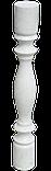 Балясины из мрамора  , фото 2