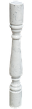 Балясины из мрамора  , фото 3