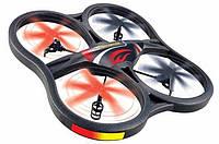 Квадрокоптер на радиоуправлении UFO, квадрокоптер на пульте, радиоуправляемая модель квадрокоптер ufo