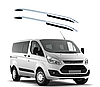 Рейлинги Ford Tourneo Custom 2014-2017 CROWN