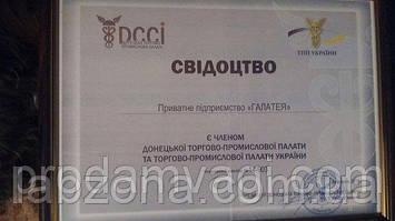 """ЧП """"Галатея"""" в Донецкой ТПП"""
