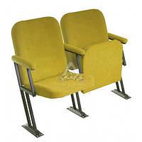 """Кресла для залов """"Фан"""", театральные кресла, кресла для зала ожидания, кресла на металлокаркасе"""